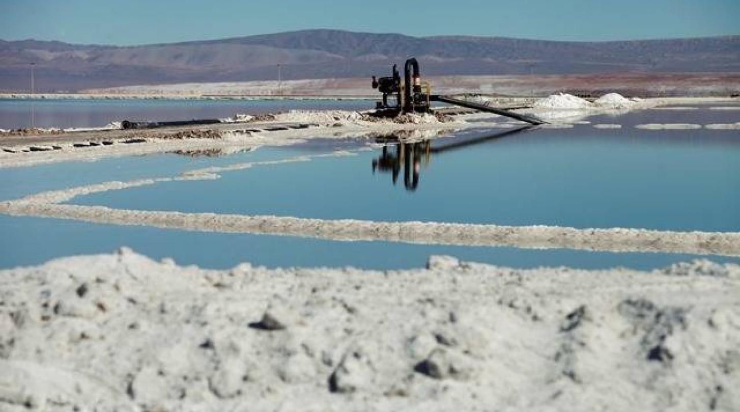 Chile solicitó ante la Cámara de Comercio Internacional arbitraje con empresa de EE.UU. que extrae litio en Atacama