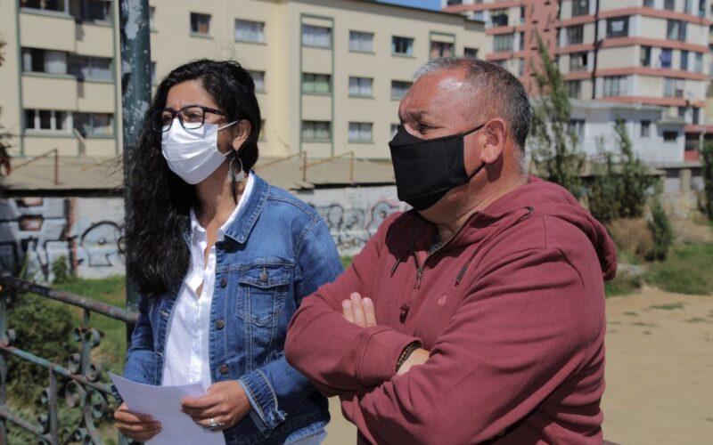 Tania Madriaga y Rodrigo Mundaca firmaron acuerdo para defender el derecho a la participación en Convención Constituyente