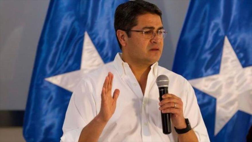 Confirman investigación en EE. UU. contra presidente de Honduras por caso de narcotráfico