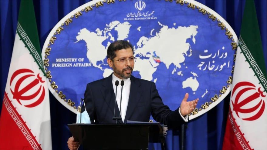 Irán condena acciones «agresivas e ilegales» de EE. UU. tras ataque en Siria