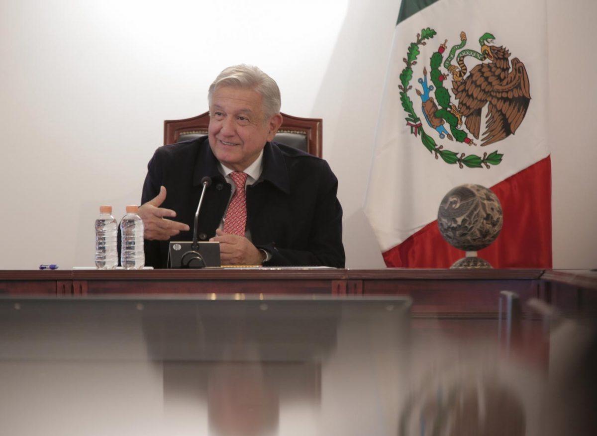 López Obrador se vacunará para covid-19 con dosis de AstraZeneca
