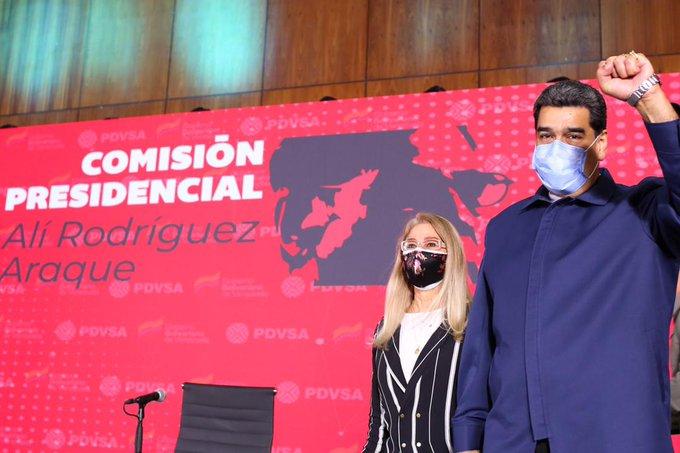 Maduro plantea convertir a Venezuela en un proveedor seguro de gas para México