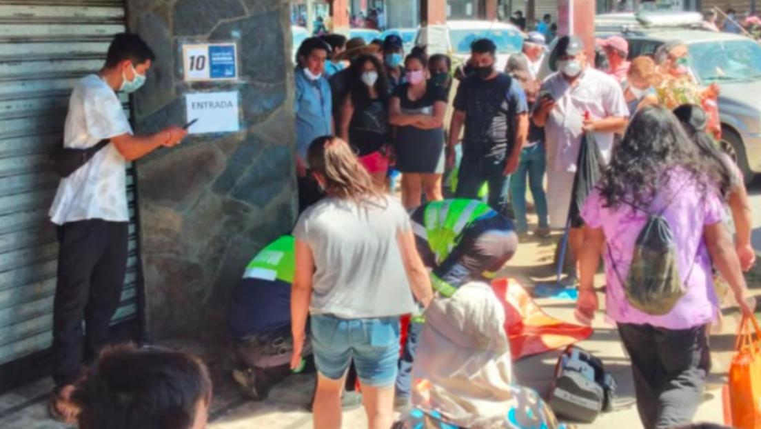 «Le disparó directo en el pecho (…) lo vi, no me lo contaron»: Enfermera relata cómo carabinero asesinó a artista callejero en centro de Panguipulli