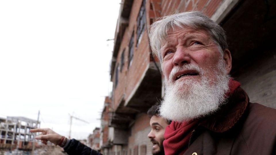 Sacerdote argentino es nominado al Nobel de la Paz por su labor humanitaria en Madagascar