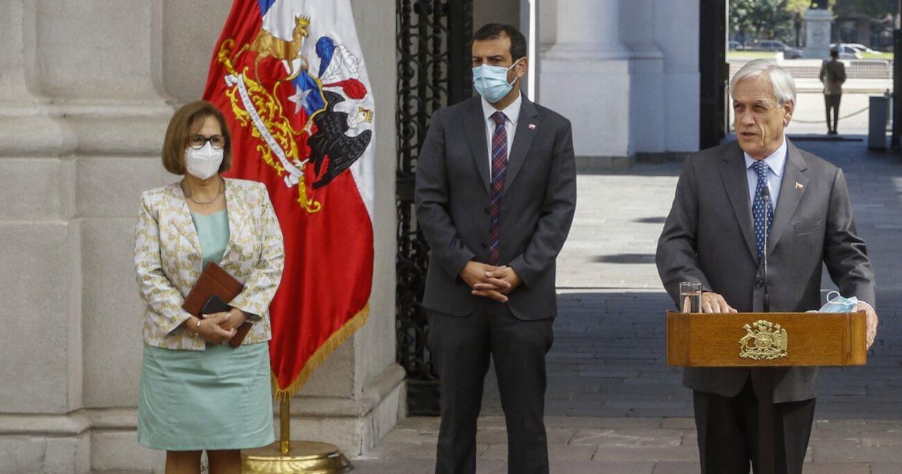 Ante desaire de Piñera, presidenta del Senado reafirma que no respalda estado de sitio en territorio mapuche