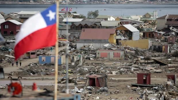 Hoy se cumplen 11 años del  terremoto que cambió la Tierra y dejó una cicatriz en la historia de Chile