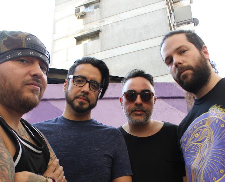 """""""24/7"""" es el primer single en 9 años de los legendarios Drogatones"""