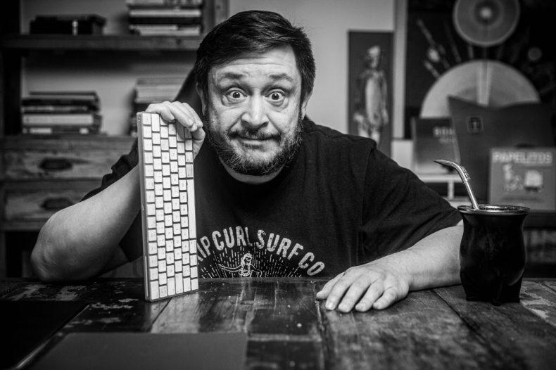 """Hernán Casciari, escritor y editor: """"La gran ventaja de los nuevos formatos es que se despiertan muchas cabezas"""""""