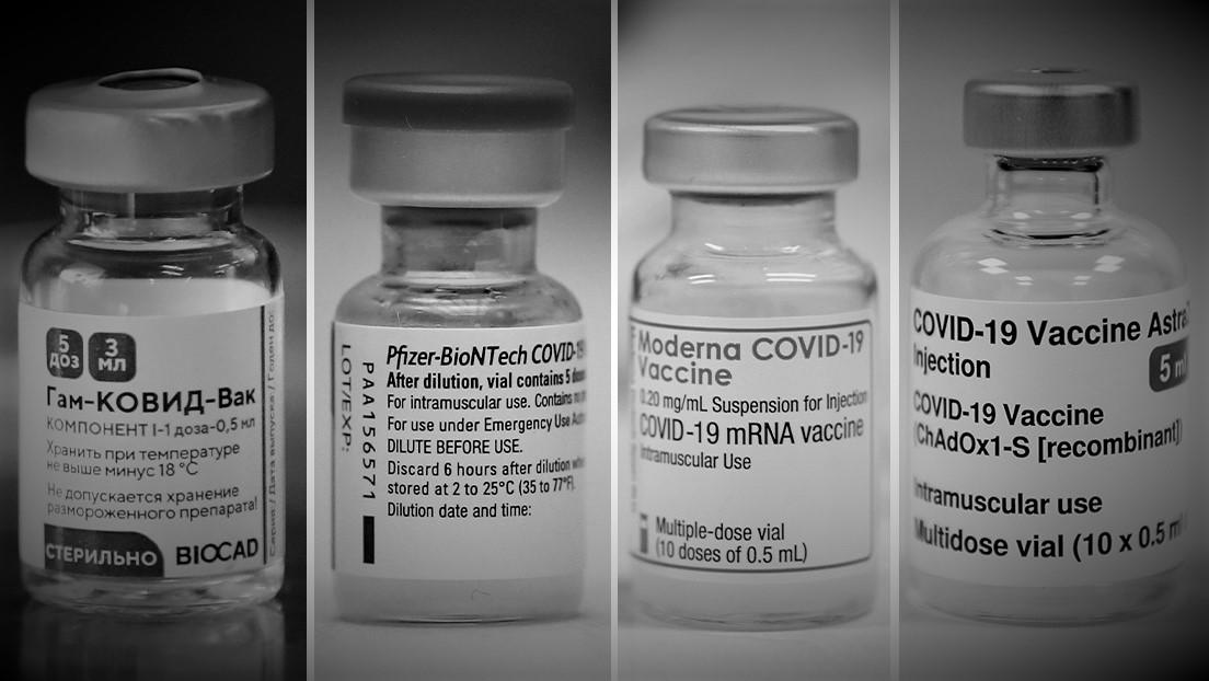 Vacunas anti-COVID-19: todo lo que debes saber sobre los 4 antídotos más avanzados
