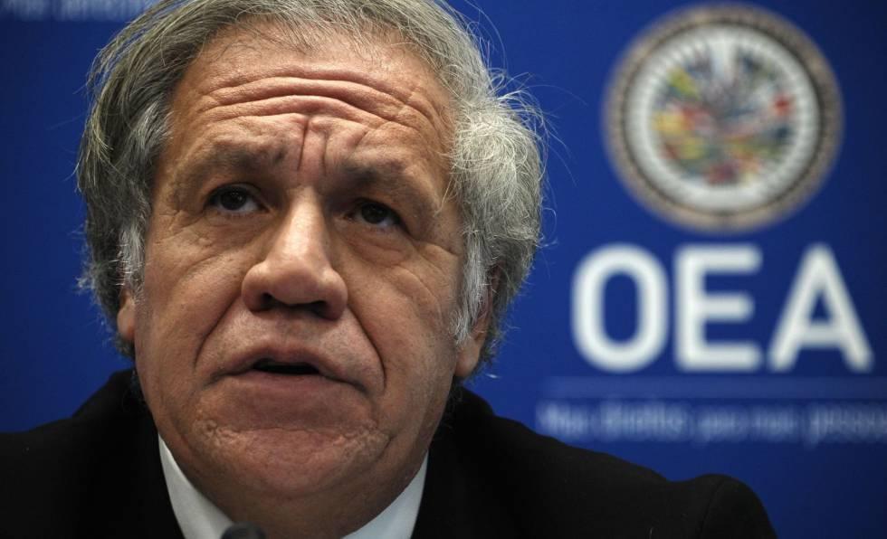 Bolivia podría comenzar acciones legales contra el secretario general de la OEA