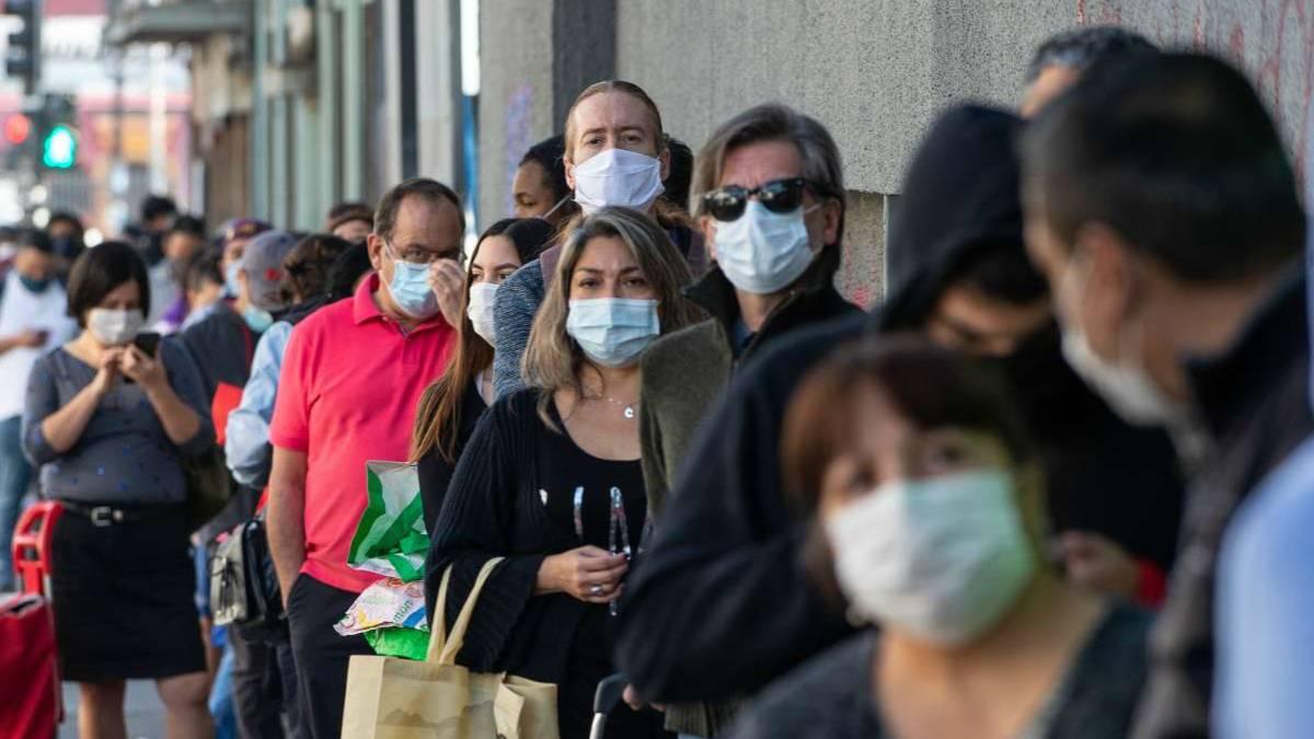 Chile registra 7.626 nuevos casos de Covid-19, la cifra más alta desde el inicio de la pandemia