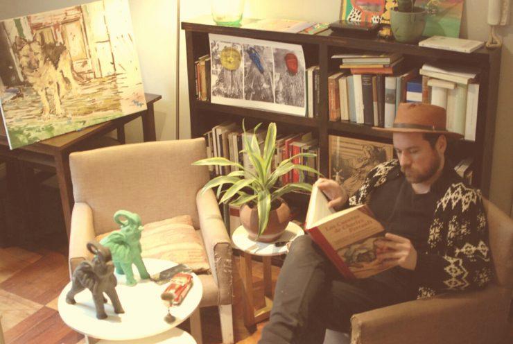 La salvaje perspectiva, entrevista a Nicolás Letelier