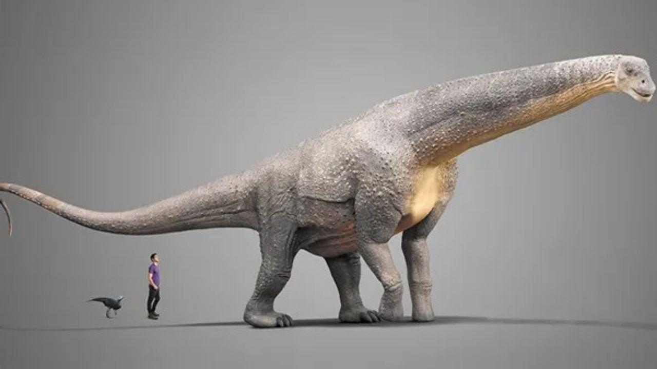 Científicos argentinos hallan fósiles del titanosaurio más antiguo del mundo (+Fotos)