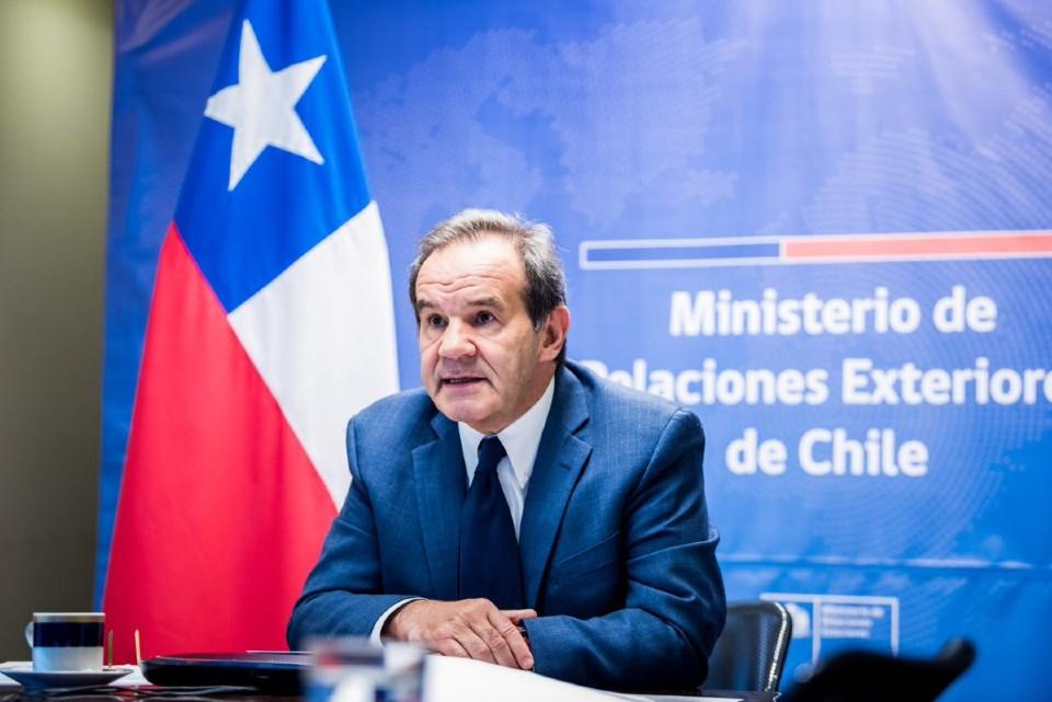Piñera desecha entenderse con gobierno de Luis Arce para salida al mar de Bolivia