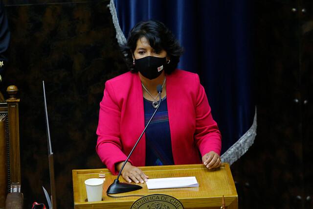 Yasna Provoste convoca a sesión especial por la pandemia