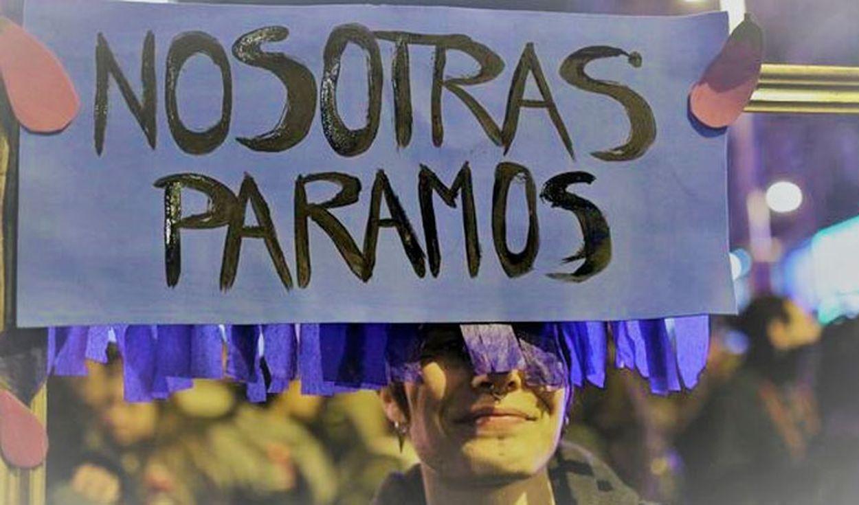 Se viene la Huelga Feminista: Miles de mujeres conmemorarán el 8M en las calles para protestar contra  el patriarcado y el terrorismo de Estado