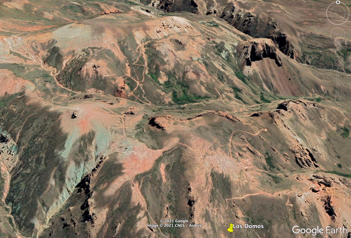 Aysén: Inquietud en comunidad de Chile Chico por posible reactivación de proyecto minero «Los Domos»
