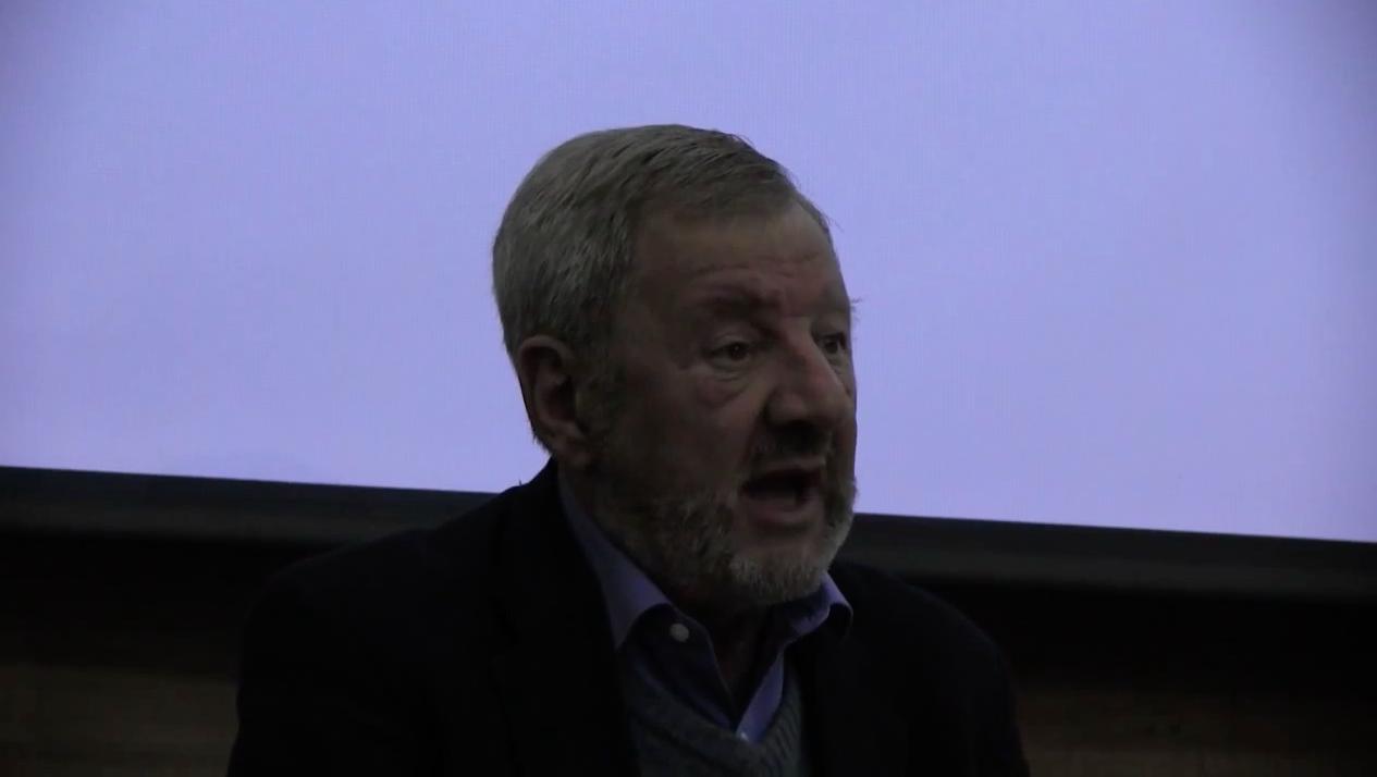 VIDEO: Raúl Sohr cuenta como René Cortázar lo echó de TVN por querer denunciar el grave daño de la empresa Pizarreño y el asbesto