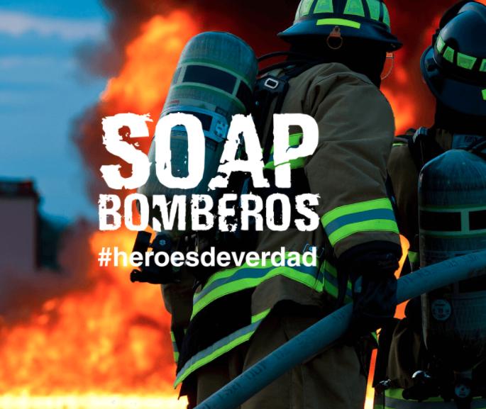 Bomberos de Chile inicia campaña para recaudar fondos a través del SOAP