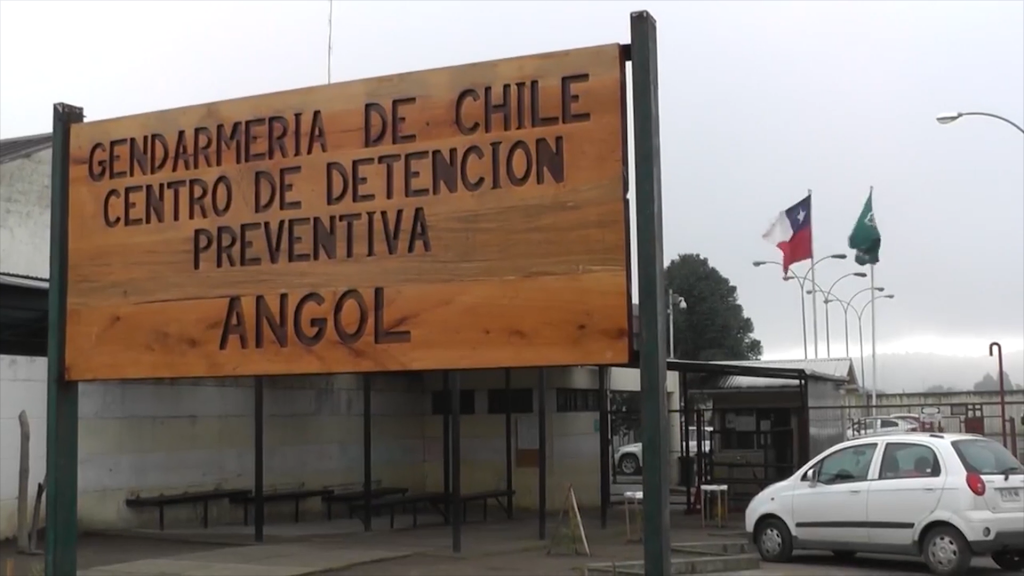 Tras 100 días en huelga de hambre: Presos mapuche de la cárcel de Angol inician huelga seca
