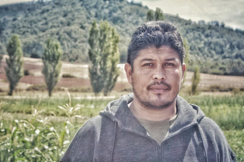 Mijael Carbone, líder de comunidad Temucuicui: «La mitad de los atentados que se conocen son obra de Carabineros»