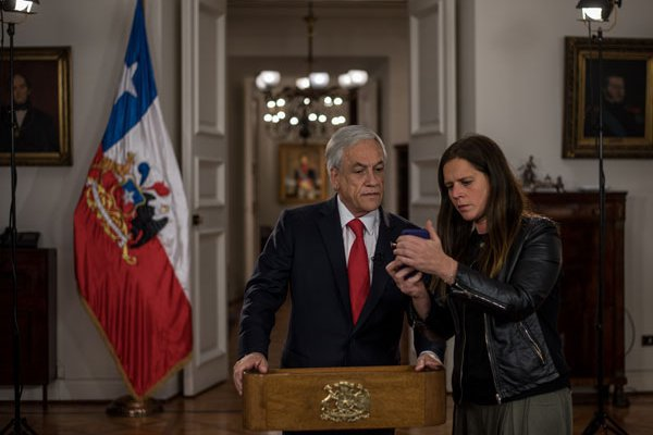 Mirko Macari: Jefa de Gabinete de Piñera llamó a dueños de La Red a Miami para quejarse por los contenidos del canal