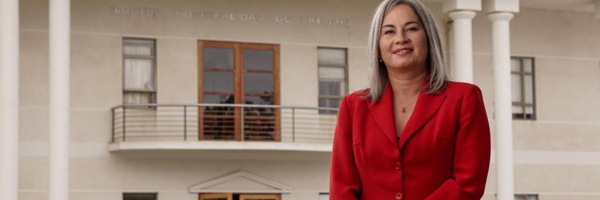 """Paola Pérez, candidata al Concejo Municipal de Limache: """"Apostamos por fortalecer y potenciar el desarrollo de la organización comunitaria"""""""