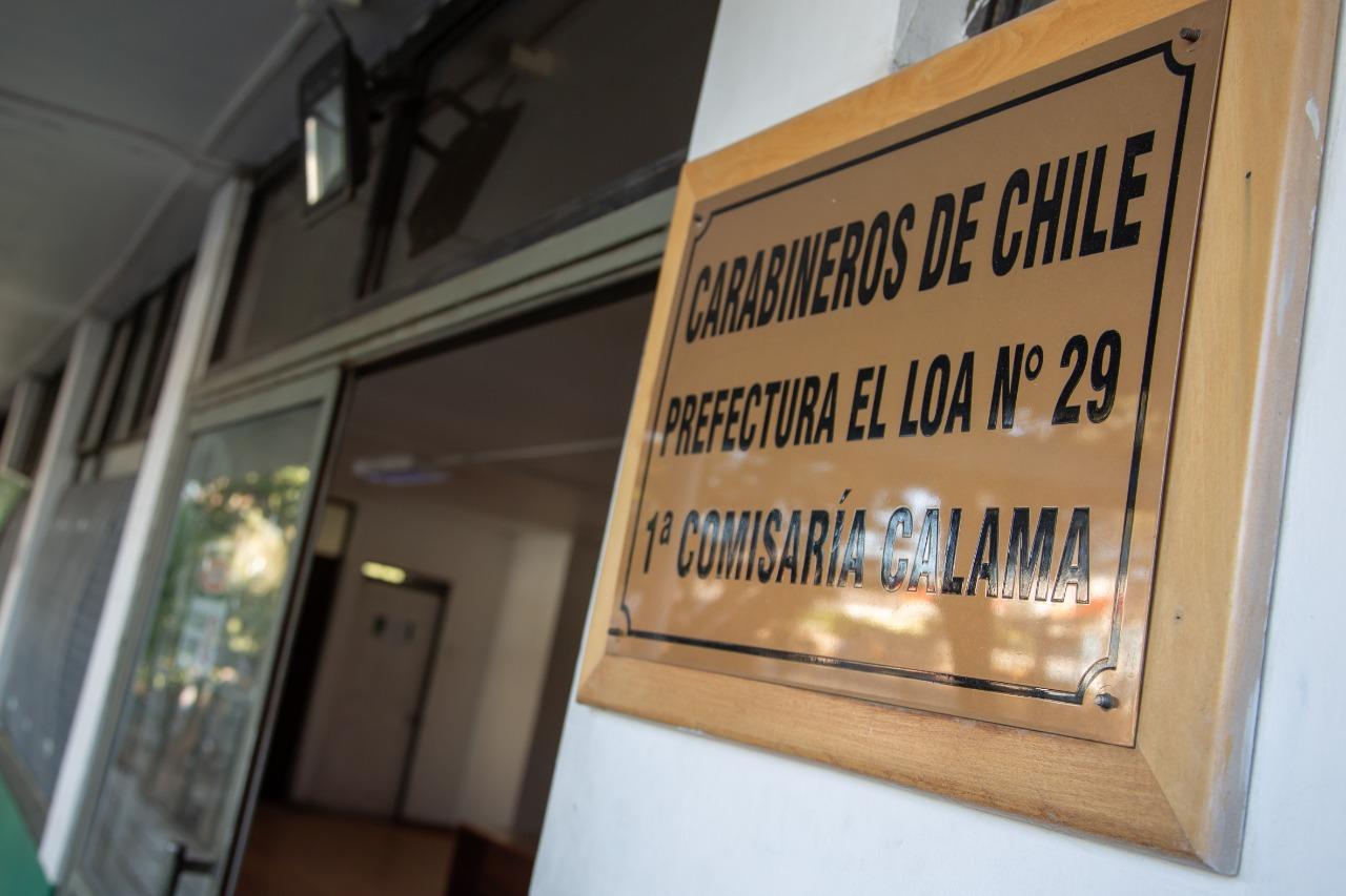 Calama: Condenan a dos carabineros por cohecho y secuestro en contra de tres personas