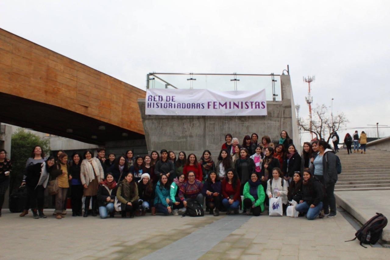 «Si tocan a una, tocan a todas»: Carta Pública de la Red de Historiadoras Feministas