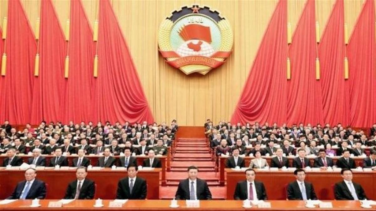 China inaugura Conferencia Consultiva Política del Pueblo 2021