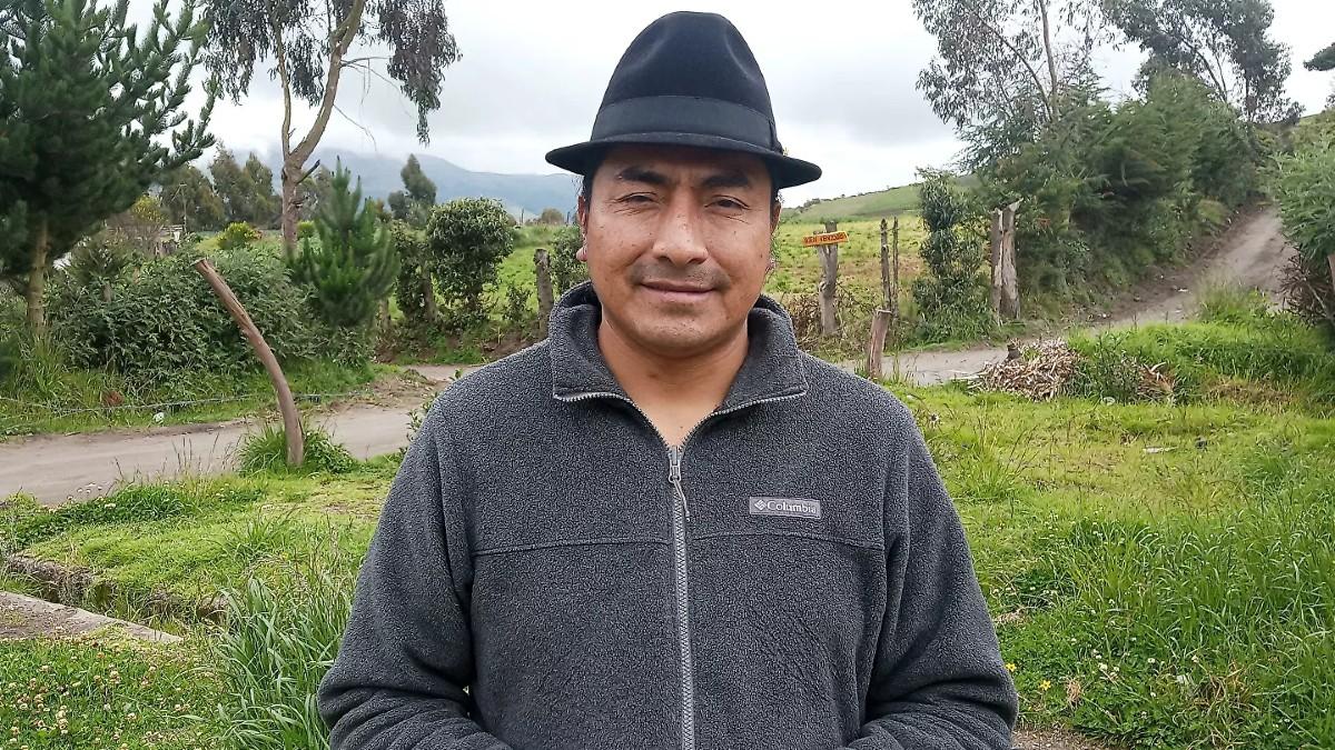 Líder Leonidas Iza: «Es importante valorar la presencia de los pueblos indígenas como mecanismo de representación en los cambios estructurales de los diferentes estados»