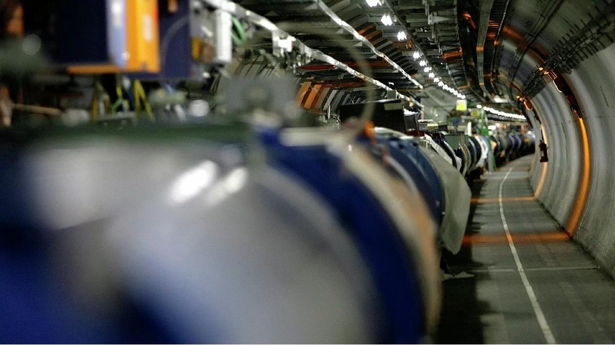 ¡La partícula de odderon no es un mito de la física teórica!