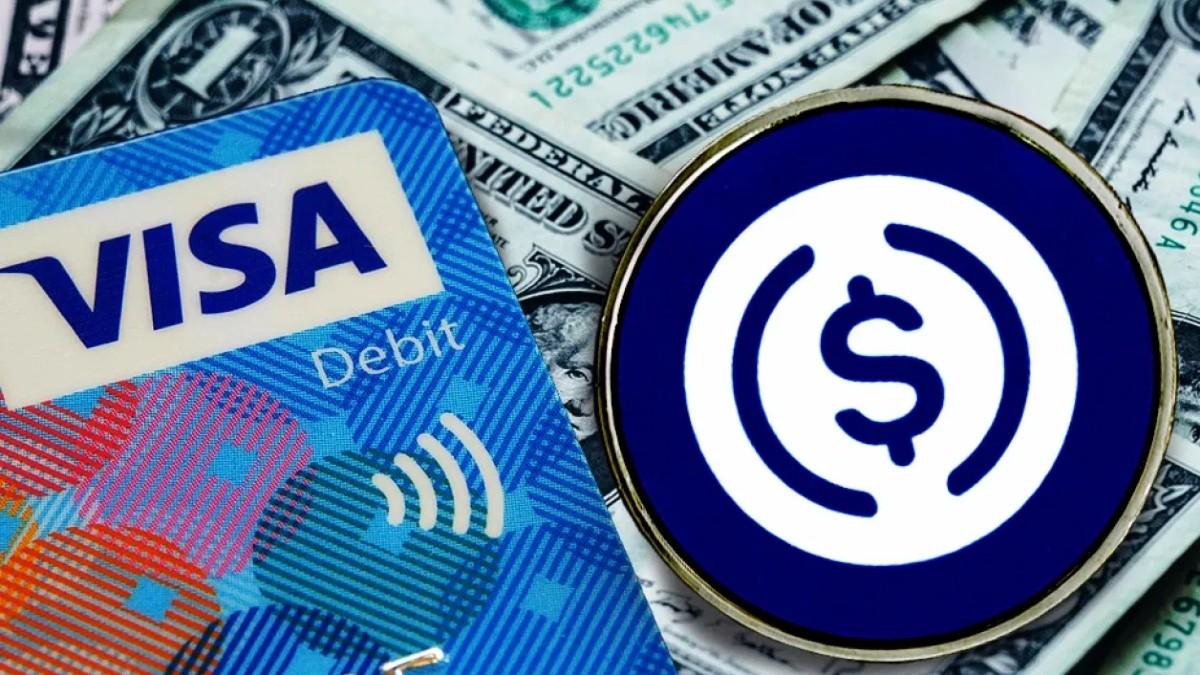 ¡Visa le dice hola al futuro! la empresa se suma a otros gigantes al aceptar criptodivisas