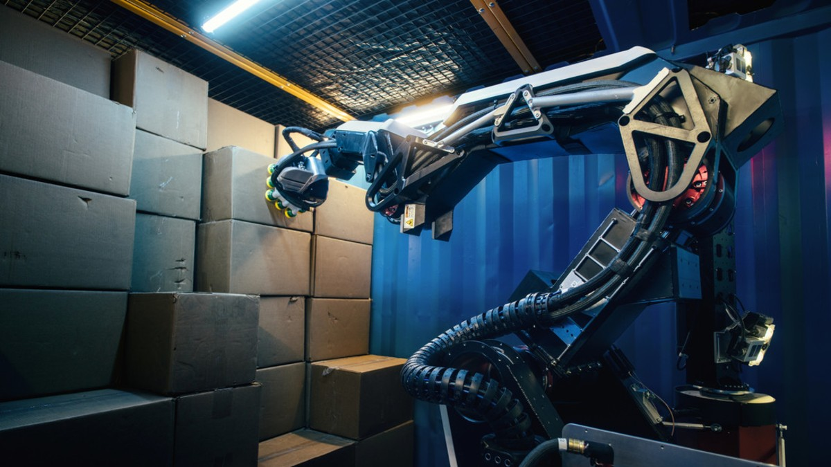 (Video) Conozca el robot organizador de Boston Dynamics