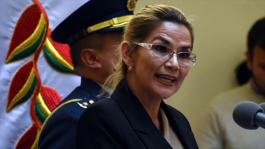 Presentan otros cuatro pedidos de juicio contra Áñez por causas distintas a las del golpe de Estado