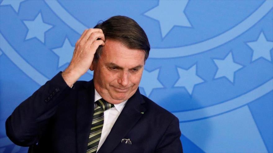 Gobernadores acusan a Bolsonaro de crear conflictos en vez de luchar contra la pandemia