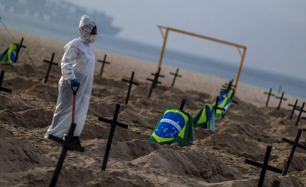 Bolsonaro descarta confinamiento a nivel nacional para frenar el covid-19 en Brasil