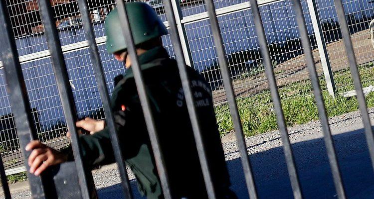 Gendarmería confirmó brote de Covid-19 en cárcel de Lebu: Hay 45 afectados hasta ahora