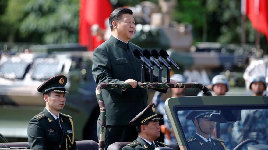 China declara que no teme los ejercicios de EE.UU., Francia y Japón