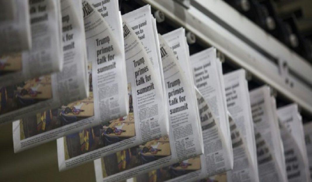 Pandemia ha causado el cierre de al menos 60 periódicos en Estados Unidos
