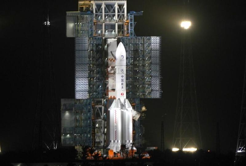 Las próximas metas de la exploración espacial china