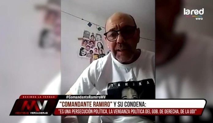 Colegio de Periodistas por entrevista a «Ramiro»: Defendemos el derecho a expresarse de todas las personas, inclusive de aquellas que se encuentran privadas de libertad