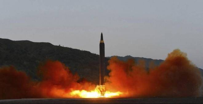 «Medida de autodefensa»: Corea del Norte responde por qué lanzó misiles