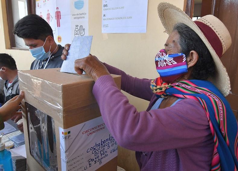 Evo Morales: elecciones regionales en Bolivia fortalecieron al MAS
