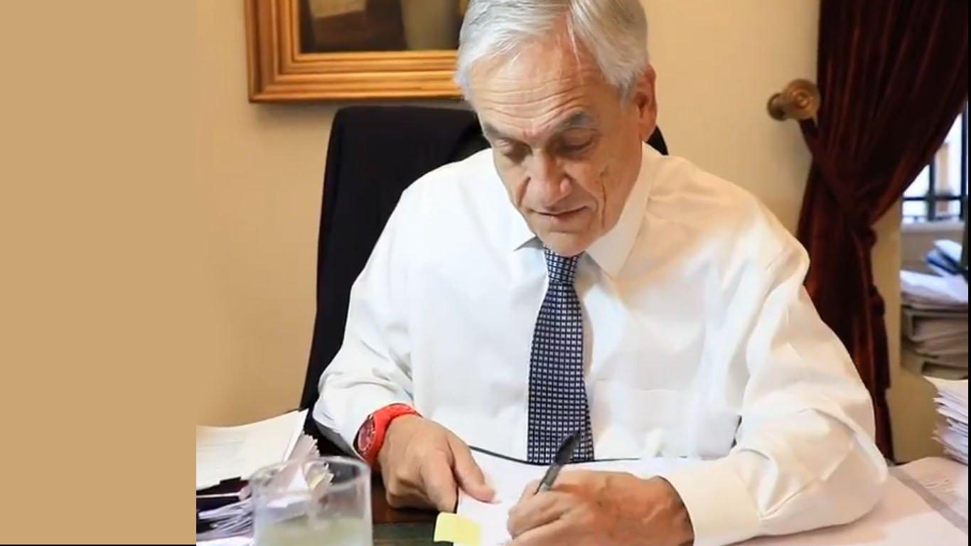 El decreto de Piñera que salvó a la empresa Enjoy y a sus amigos