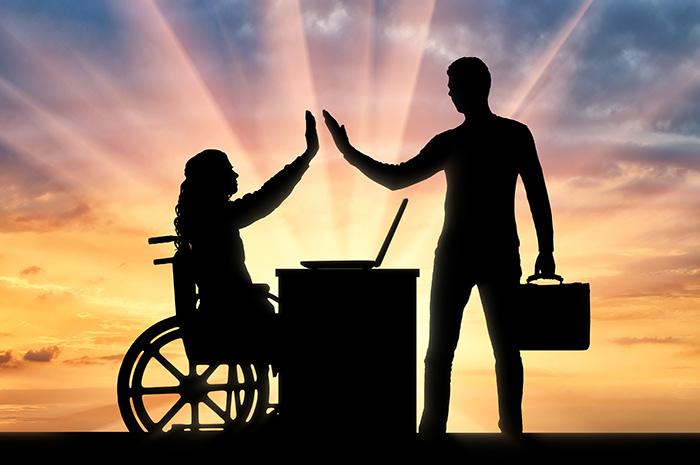 Candidatos firmaron acuerdo por la inclusión y el respeto a las personas con discapacidad