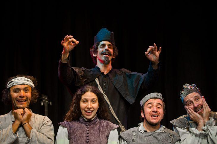 Tryo Teatro Banda presenta Ciclo Repertorio en Matucana 100