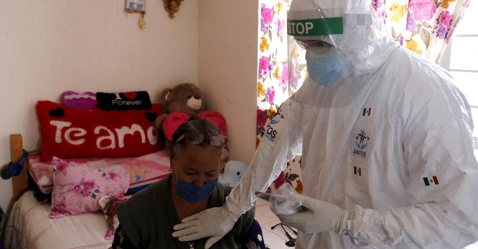 Apoyo solidario: ONG ofrece cuidados a enfermos de Covid-19 en zonas pobres de Jalisco
