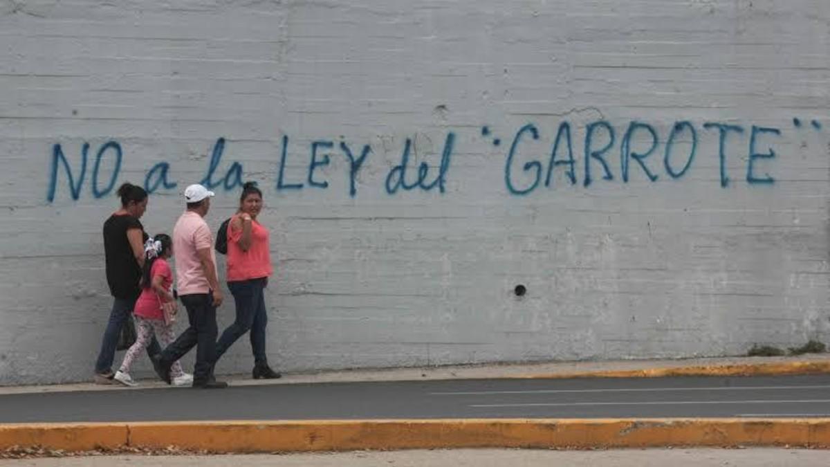 Corte echa para atrás la reforma de la Ley Garrote en Tabasco