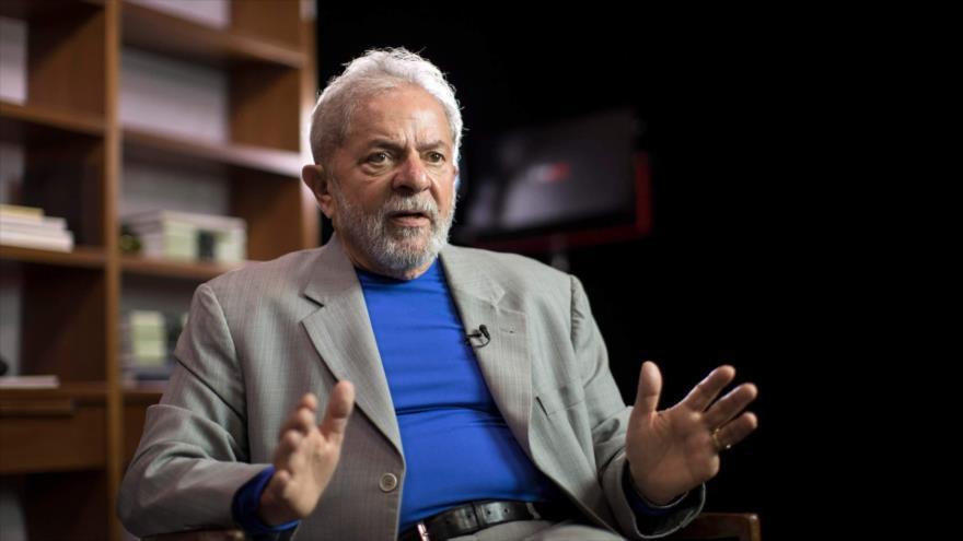 Lula: tenemos que salvar a Brasil del coronavirus